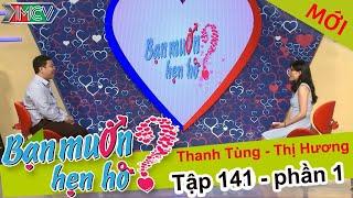 Chết cư�i với anh chàng ế vì vận xui đeo bám | Thanh Tùng - Thị Hương | BMHH 141
