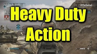 Heavy Duty: Moley is Aggressive! [Cod Ghosts: XBOX ONE]