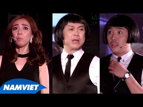 Hài 2017 Chí Tài, Hoài Linh, Trường Giang, Trấn Thành - Hài Chí Tài Những Chuyện Tình Nghiệt Ngã P2