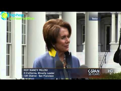 Nancy Pelosi - America's Founders Wanted ObamaCare???