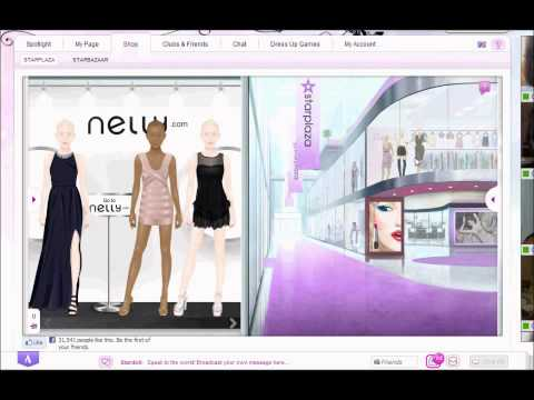 Stardoll Academy Walkthrough Task 28: Interview Style