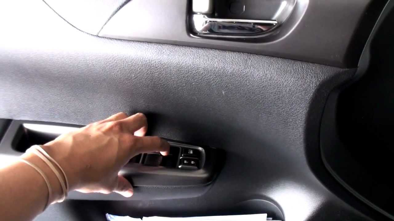 How To Fix Auto Window Up Down Switch Works On More