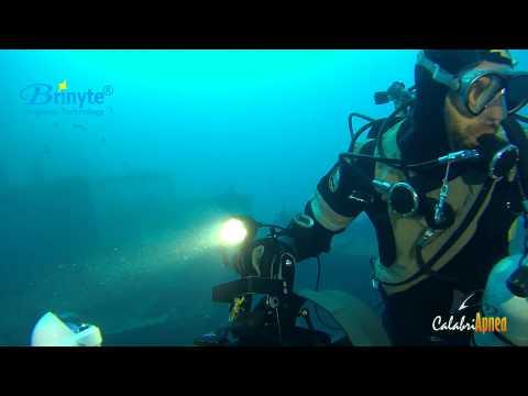 Brinyte Diving Videos