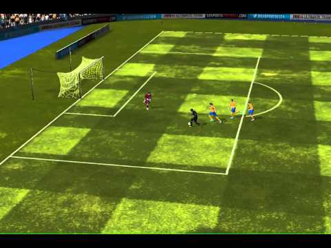 FIFA 14 iPhone/iPad - Atletico Leon vs. Juventus