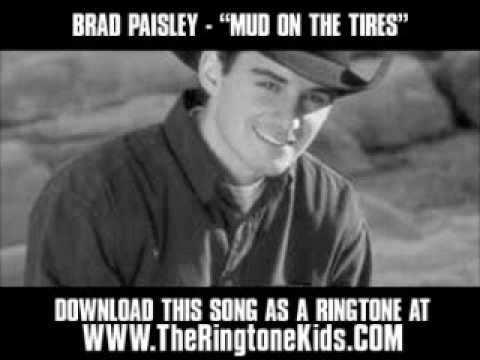 Brad Paisley Mud On The Tires New Video Lyrics Download