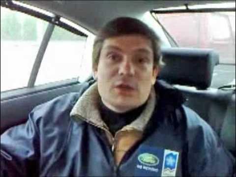 Тест-Драйв Тойота Авенсис 2003 от Сергея Стиллавина. Часть 2