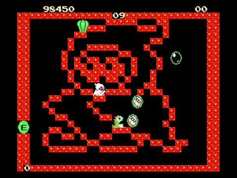 Bubble Bobble - Bubble Bobble (NES) - User video