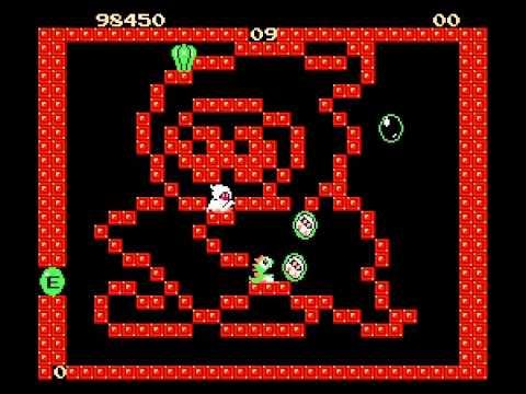 Bubble Bobble - Bubble Bobble (NES) - User video