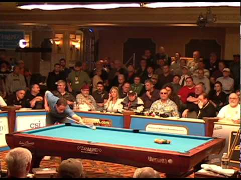 Shane Van Boening vs Dennis Orcollo in 2011 Derby City Classic 9 Ball Finals