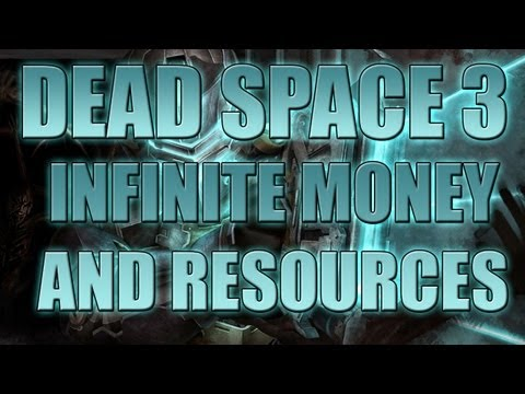 Dead Space 3 Infinite Money, Ammo, Medpacks And Resources Glitch *Must See*
