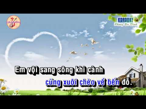 [Karaoke] Vọng cổ: Lời Thương Chưa Ngỏ (dây kép)