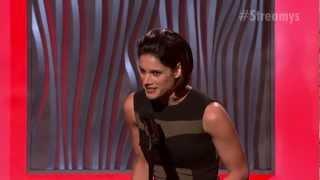 Streamys 2013, Missy Peregrym, Best Female Performance