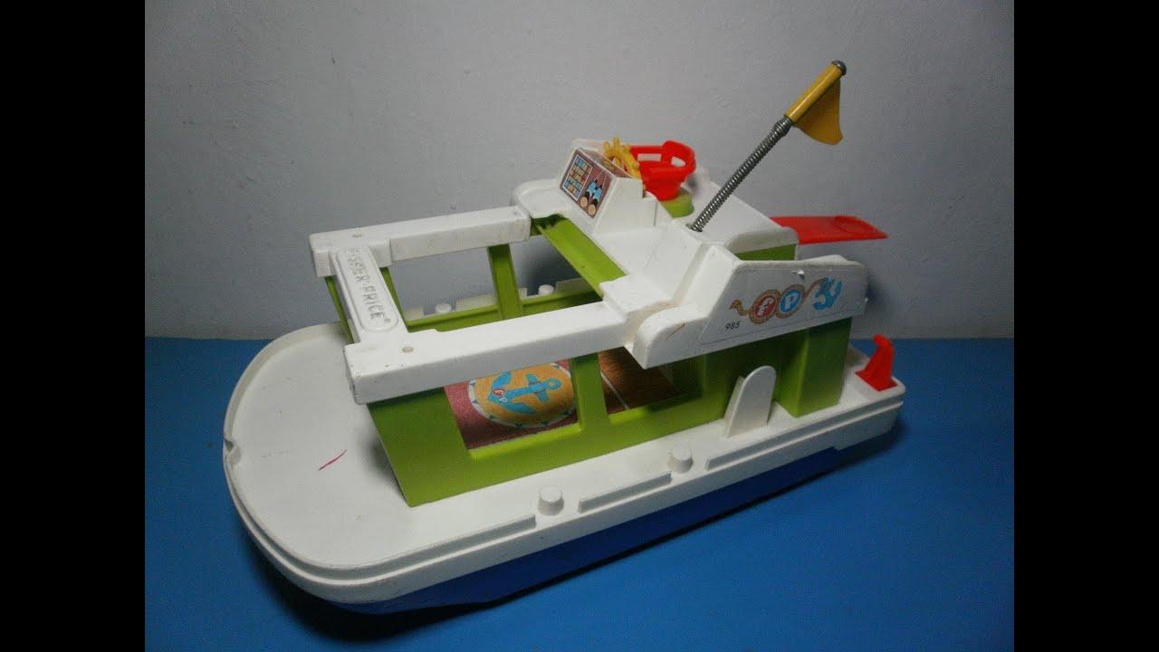 Vintage de barco de aluminio Alumacraft