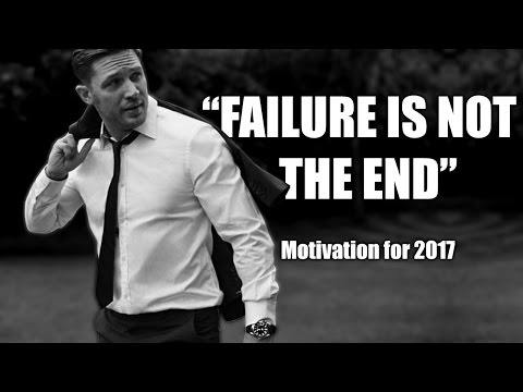 EMBRACE YOUR FAILURES - Motivation
