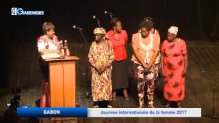 GABON : JOURNEE INTERNATIONALE DE LA FEMME 2017