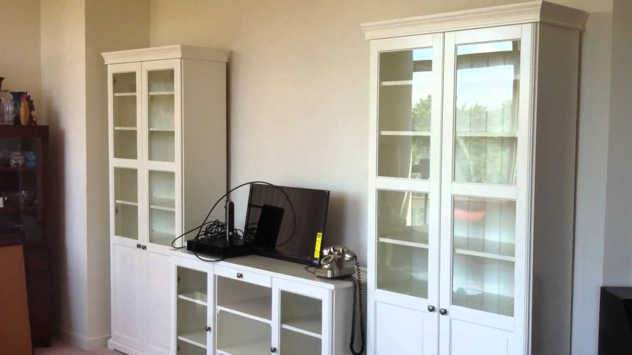 Ikea liatorp bookcases assembly service video in dc md va for Furniture u street dc