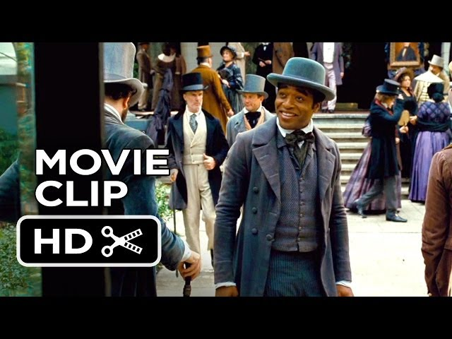 12 Years A Slave Movie CLIP - Welcome To Washington (2013) - Chiwetel Ejiofor Movie HD