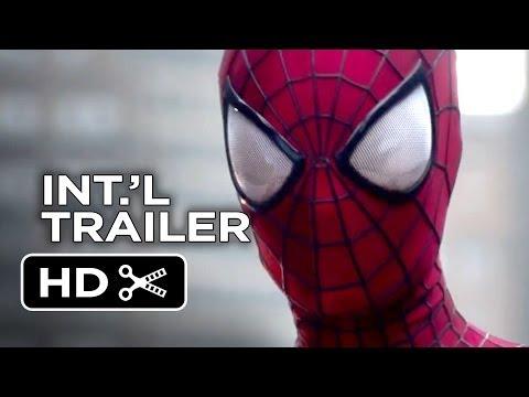 The Amazing Spider-Man 2 Official International Trailer #1 (2014) - Jamie Foxx Movie HD