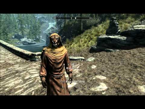 Skyrim Funny Moments