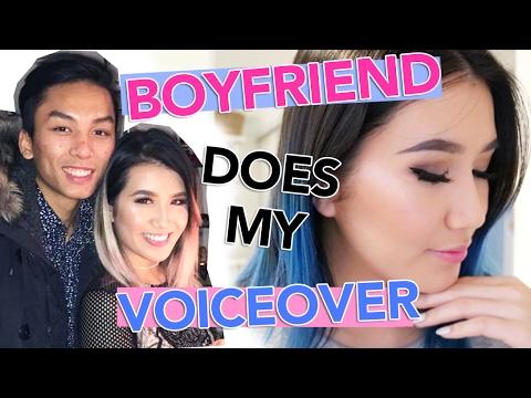 Boyfriend Does My Voiceover || Sylvia Jade