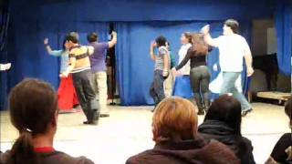 Ensayo De Bailes Tradicionales Del Uruguay