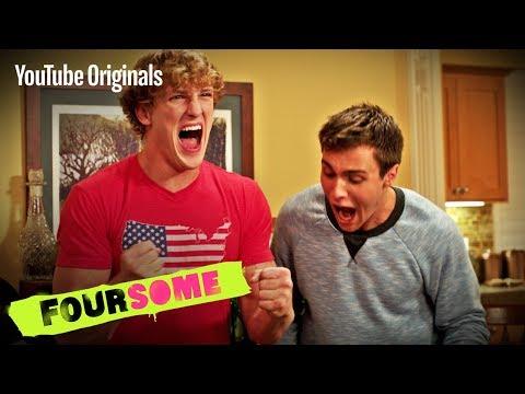 Co-Ed Sleepover | Foursome | Episode 3