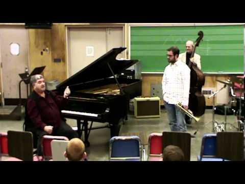 Hal Galper's Master Class – Emotional Control