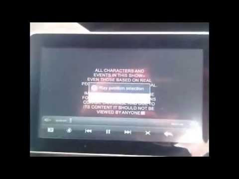 iRobot aPad Android Tablet Overview