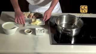 Como preparar salsa de queso azul