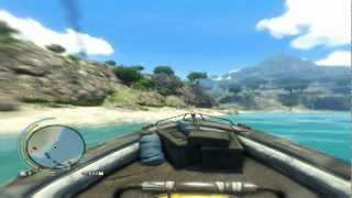 VIDEO DETENTE Far Cry 3 A LA CHASE AU REQUIN !!