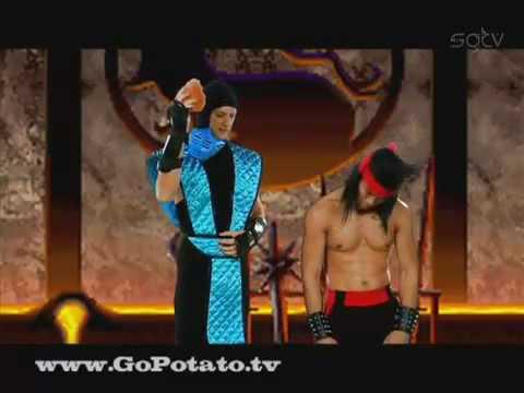 Sexuality! Новый вид добивания в Mortal Kombat!