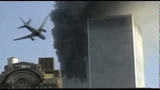 11 Sep- Segundo impacto avi�n Torres Gemelas