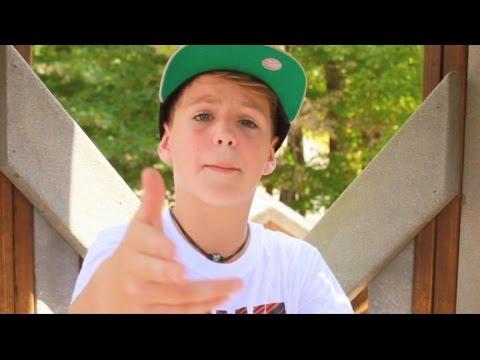 MattyB, 11, Uses Rap Music to Defend Sister | Good Morning America | ABC News