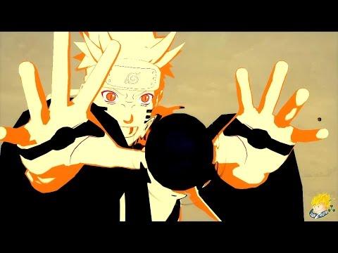 Naruto Shippuden: Storm Revolution - All Solo Ultimate Jutsus/Ougis【FULL HD】