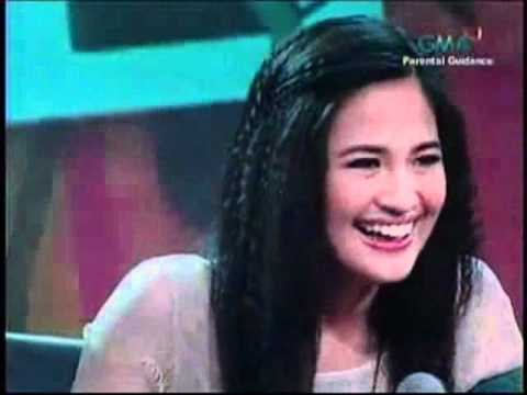 Julie Anne San Jose -- Don`t Lie To Me (02-13-11)