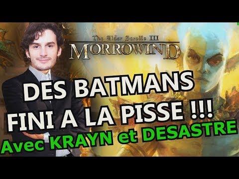 SECRETS D'HISTOIRE sur TESO : ON EST TOUS UN PEU BATMAN !!! avec Krayn & Desastre
