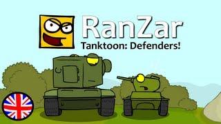 Tanktoon #37 - Obrancovia!