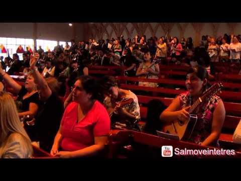 Alabanza - La Victoria Es Tuya (ensayo conferencias febrero 2014)