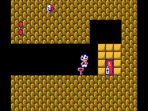 Super Mario Bros 2 - Speedrun - User video