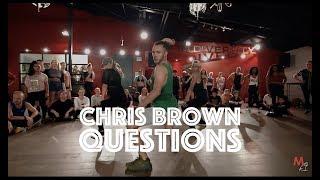 Chris Brown - Questions   Hamilton Evans Choreography
