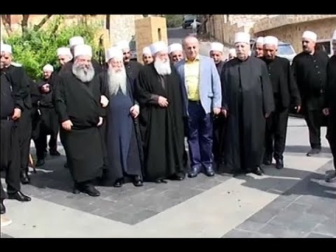 شيخا عقل طائفة الدروز السوريين في لبنان! - نديم بو نصر الدين