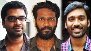 Simbhu signed for Dhanush's Film