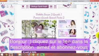 Violetta En Francais Saison 3 Episode 1 Complet