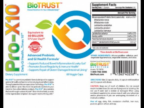 BioTrust Pro-10x Review