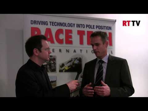 Audi Motorsport's Thomas Laudenbach talks energy effeciency