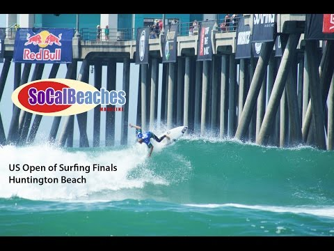 2014 US Open of Surfing FINALS DAY Surf Highlights