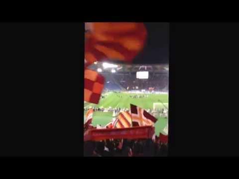 AS Roma 2-1 Torino - 25/03/14 - Ventura pezzo di merda & Grazie Roma #RomaTorino #ASR #ASRoma