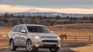 2014 Mitsubishi Outlander Start Up And Review 2.4 L 4