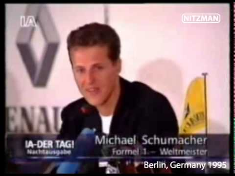 1995 - Michael Schumacher in Berlin