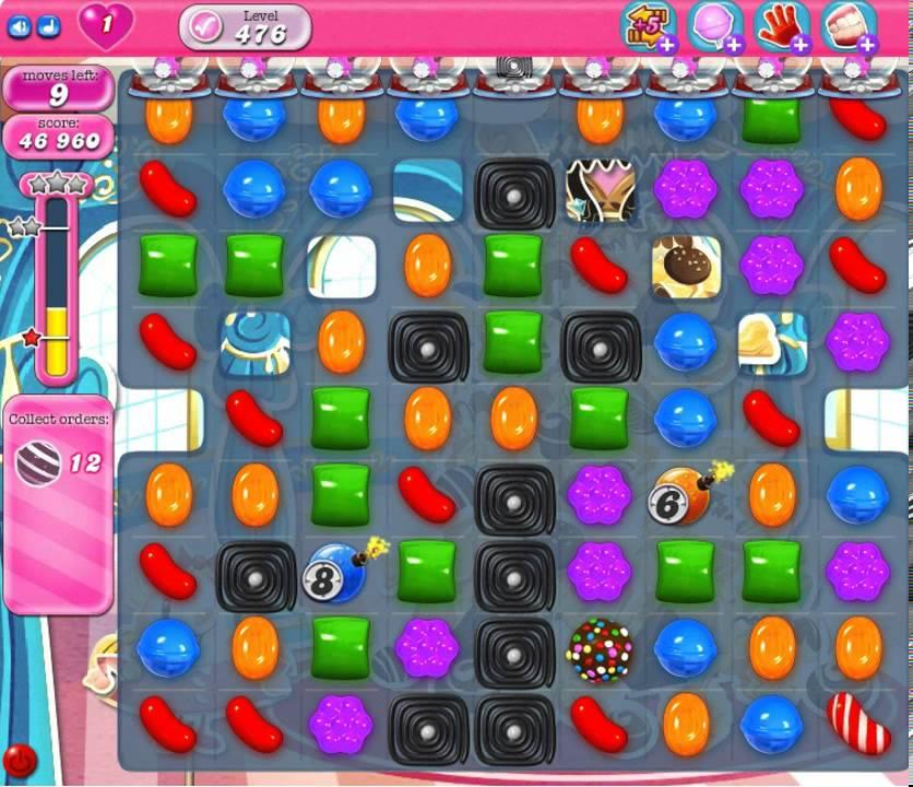 Candy Crush Saga Hints And